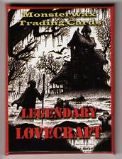2014 Monsterwax Legendary Lovecraft Trading Card Pack