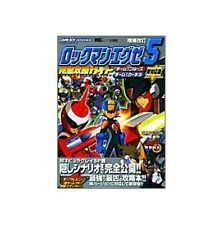 Mega Man Battle Network 5 Team ProtoMan & Team Colonel Ryou Taiou Ban / GBA
