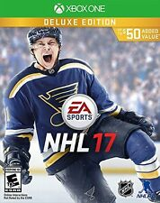 Game NHL 17 Deluxe Edition - Xbox One  BRAND NEW Best Gift for you child