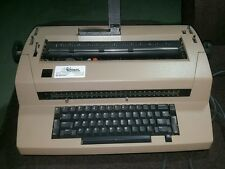 IBM SELECTRIC III 3 Correcting Typewriter Working condition