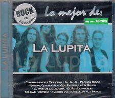 La Lupita Rock en Espanol Lo Mejor CD New Nuevo sealed