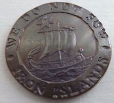 NEW Balon Greyjoy Iron Islands One Star Copper Coin Game of Thrones Shire Post