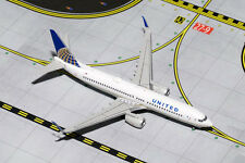 GEMINI JETS UNITED AIRLINES 737-800  SCIMITAR WINGLETS GJUAL1427 1:400 SCALE