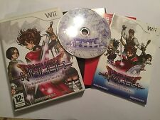 NINTENDO Wii DRAGON QUEST SWORDS THE MASKED QUEEN & THE TOWER OF MIRRORS PAL