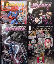 SIDEKICK 1,2,3,4 (1-4)...2013...NM-...J.Michael Straczynski...Bargain!