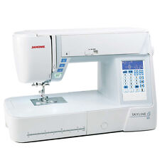 SHOPPING SEWING SEWING MACHINE JANOME SKYLINE S3