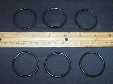 6 Black Card Ring Holders Automatic Electric 23 Dial & False or Blank Dial