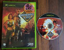 Fallout Brotherhood of Steel - Microsoft Xbox Game (Xbox)