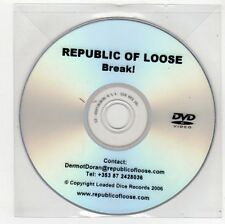 (FC582) Republic of Loose, Break! - 2006 DJ DVD