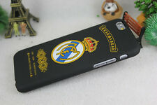 Colourful matte Real Madrid  Case Cover For iphone 6 6S