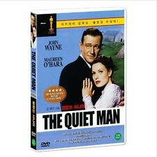 The Quiet Man (1952) DVD (Sealed) ~ John Wayne, Maureen O'Hara