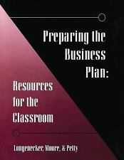 Preparing the Business Plan: Resources for the Classroom (Gc-Principles of Manag