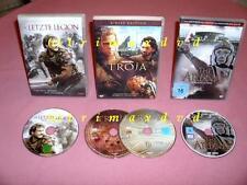 3 DVD's _ Die letzte Legion & Troja (Brad Pitt) & The Arena _ Mehr DVD's im SHOP