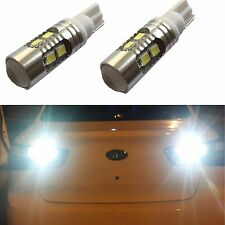 JDM ASTAR 2x 921 912 Samsung 6000K Super White Back Up Reverse LED Lights Bulbs