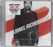 LIONEL RICHIE - JUST GO CD NUOVO SIGILLATO