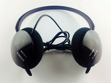 Genuine Sony MDR-G45LP Street Style Neckband Headphones Black Color