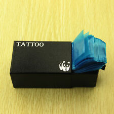 100pcs Bags for Tattoo Machine Gun Safety Disposable Hygiene Clip Cord Covers
