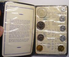 India 1969 Proof Set KM#PS10