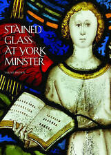 Stained Glass at York Minster by Sarah Brown (Paperback, 2017)