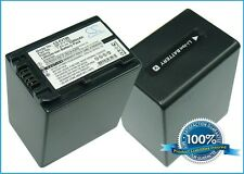 7.4V battery for Sony HDR-HC7, HDR-CX150R, HDR-CX550V, HDR-CX150, DCR-SX63E/S