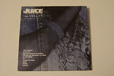 JUICE MAGAZIN COMPILATION VOL 25 CD 2002 Separate Moabit Slum Village Arsonists