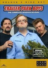 Trailer Park Boys: The Complete Seventh Season [2 Discs (2008, REGION 1 DVD New)