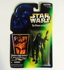 "HASBRO /KENNER STAR WARS 3.75INCH POWER OF THE FORCE "" DEATH STAR GUNNER "" -RARE"