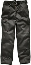 Dickies Redhawk Super Trousers WD884 in Navy or Black All Sizes & 3 Leg Lengths