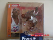 STEVE  FRANCIS  McFARLANE SPORTSPICKS NBA series 2 ROCKETS UNIFORM (NEW) RARE