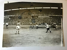 photo press football  World Cup 1954 France-Germany   186