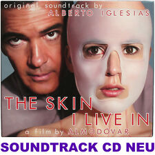 Alberto Iglesias - The Skin I Live In -Soundtrack CD NEU