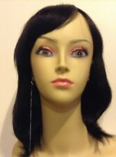 DUBY WIG - 100% Human Hair - 1B - ON SALE WEEKEND ONLY!!