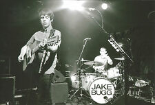 Hand Signed 8x12 photo  JAKE BUGG - SINGER SONGWRITER