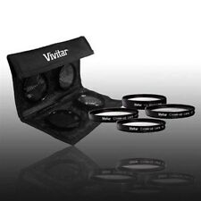 Vivitar 67mm 67 Closeup Close-Up Macro +1 +2 +4 +10 Filter Kit