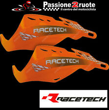 Paramani handguards racetech gladiator easy arancio orange universali 22 28mm