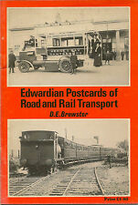 POSTCARDS : Edwardian Postcards of Road and Rail Transport -BREWSTER-ELEMENT