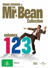 Mr. Bean Collection : (DVD, 3-Disc Set) Rowan Atkinson Comedy TV Series R2/4 NEW
