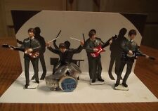 Little Lead Soldiers - The Beatles Original Band Metal Figure Set - Memorabilia