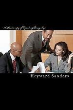 A Revise Copy of Equal Rights My Eye by Heyward Sanders (2010, Paperback)