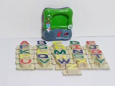 Leap Frog Fridge Phonics 26 Magnetic Upper Case Letter Complete ABC Alphabet Set