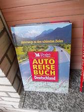 Auto Reisebuch Deutschland, ein Readers Digest Buch aus dem Jahr 1998