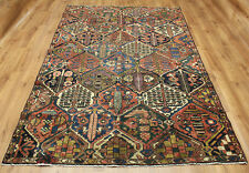 Persian Traditional Vintage Wool 260cmX170 cm Oriental Rug Handmade Carpet Rugs