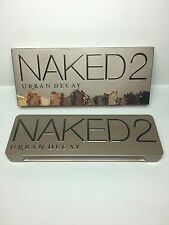Urban Decay Naked 2 Palette Brand New 100% Authentic