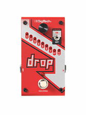 Digitech  The Drop Polyphonic Drop Tune Pedal NEW