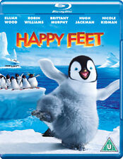 HAPPY FEET - BLU-RAY - REGION B UK