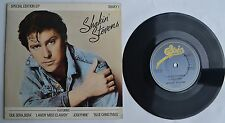 Shakin' Stevens Ltd Gatefold E.P Blue Christmas
