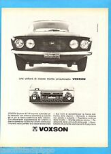 QUATTROR965-PUBBLICITA'/ADVERTISING-1965- VOXSON - AUTORADIO EXPLORER 811-P