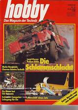 hobby 21/80 Land Rover Rallye/Velo Solex 3800/Kreidler Flory 23/TR 7/ 13.10.1980
