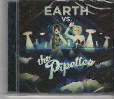 (FX492) Earth Vs The Pipettes - 2010 Sealed CD