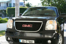 Black Car Lashes (R) Headlight Eyelashes Accessories 3M Sticker for GMC